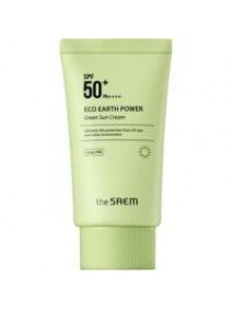 The Saem Eco Earth Power Green Sun Cream SPF50+ PA++++ 50ml