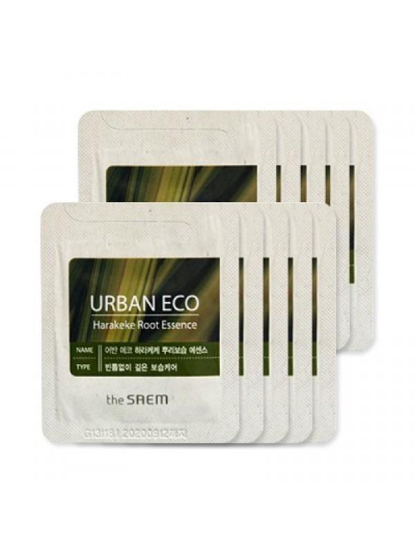 The Saem Urban Eco Harakeke Root Essence sample
