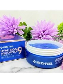 Medi-Peel Hyaluron Aqua Peptide9 Ampoule Eye Patch 60шт
