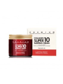 Medi-Peel Premium Collagen Super 10 Sleeping Cream 70ml – фото 7