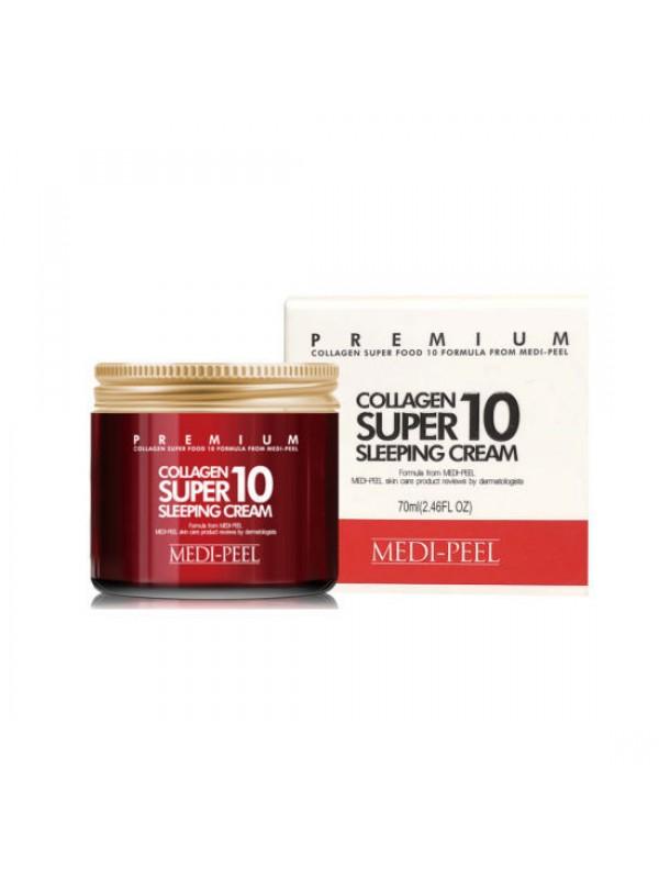 Medi-Peel Premium Collagen Super 10 Sleeping Cream 70ml
