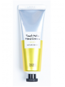 Tenzero Touch Holic Hand Cream Natural Berry 50ml