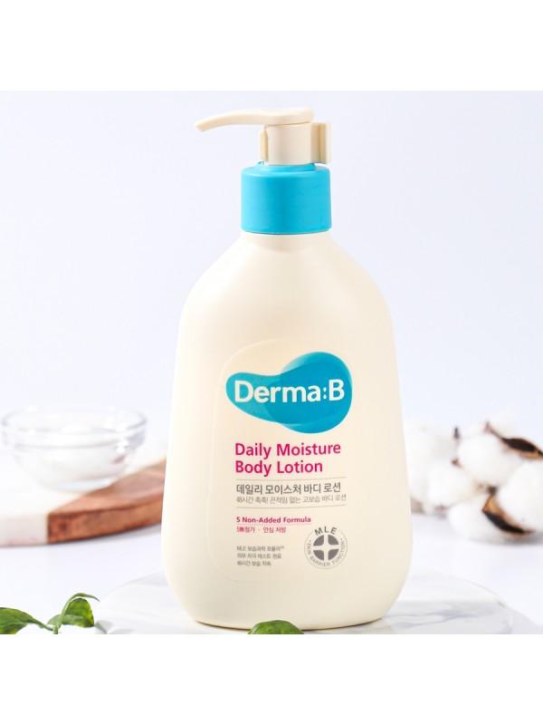 Derma-B Daily Moisture Body Lotion 257ml