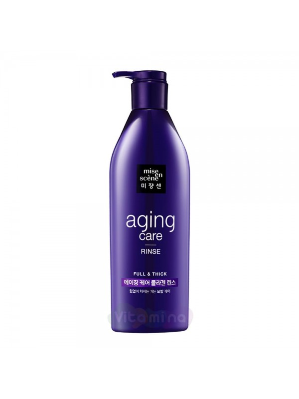 Mise En Scene Rinse Aging Care 680ml