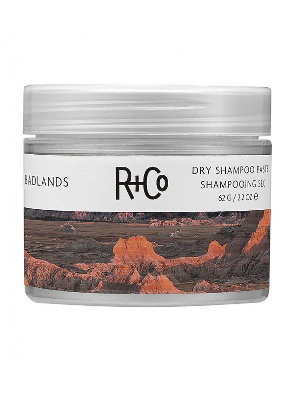 R+Co Badlands Dry Shampoo Paste 62ml