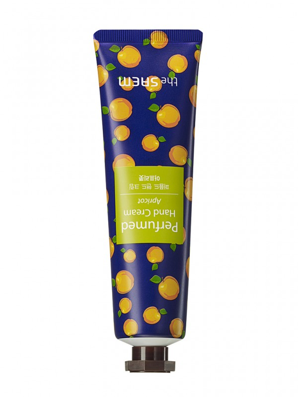 The Saem Perfumed Hand Cream Apricot 30ml