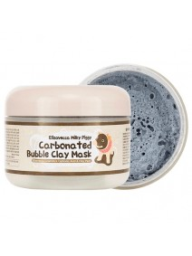 Elizavecca Carbonated Bubbled Clay Mask sample
